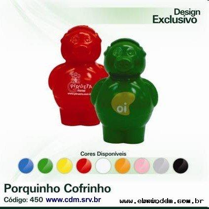 Cofre Porquinho - SB450