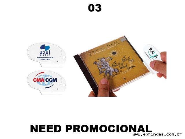Abridor de CD e DVD