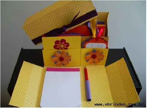 Caixa Kit de Cartões