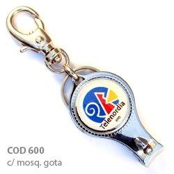 COD 600 - Cortador de Unha + Abridor - Resina 1 lado