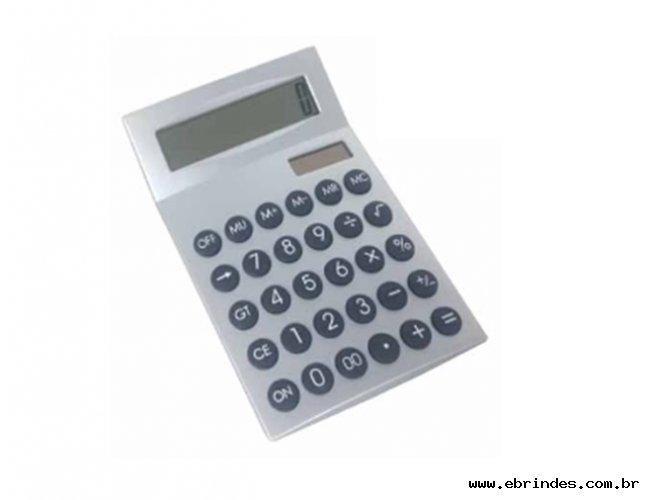 Calculadora eletrônica perosnalizada