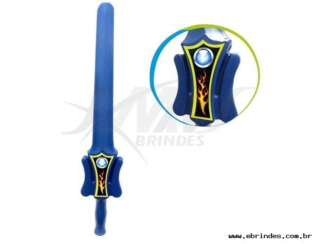 Espada de plástico personalizada