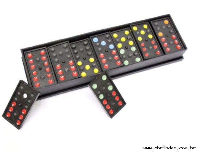 Jogo de dominó personalizado