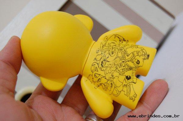 Toy art estampa