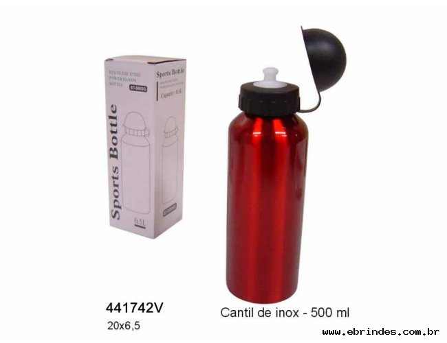Cantil de Inox - 500 ml