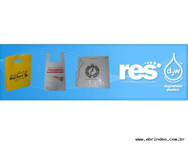 sacolas oxi bio degradáveis