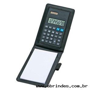 Calculadora com bloco de anotações