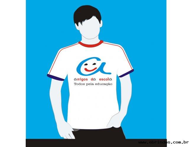 Camiseta Amigos da Escola