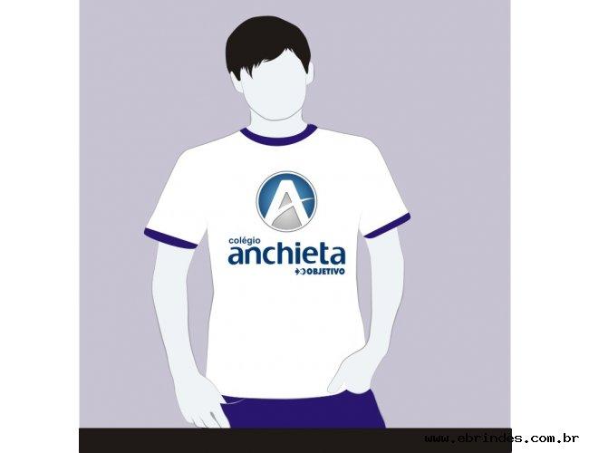 Camiseta Colegio Anchieta