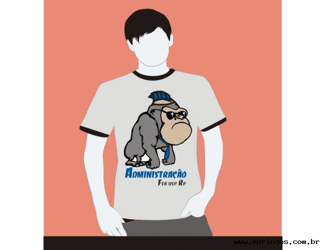 Camiseta Fea Usp