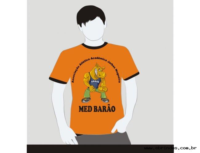 Camiseta Med Barao de Mauá