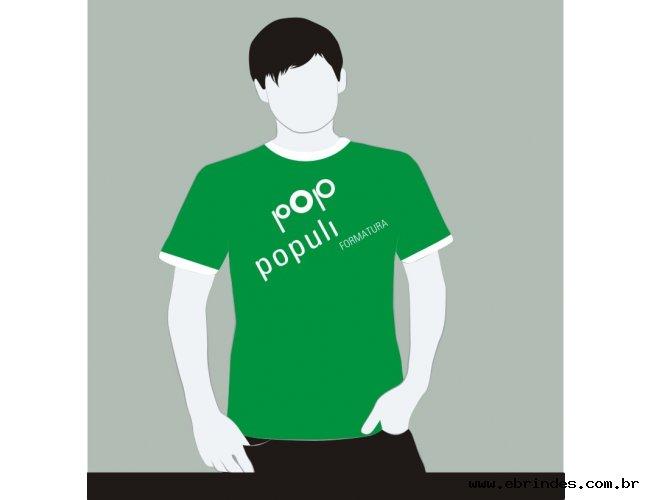 Camiseta Populi Formaturas