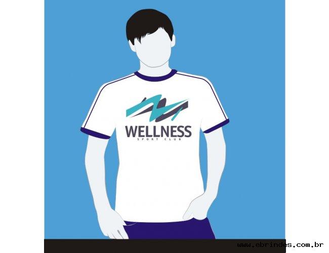 Camiseta Wellness Academia