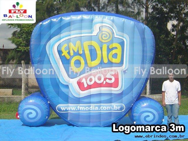 Logomarca  e Lofotipo Inflavel