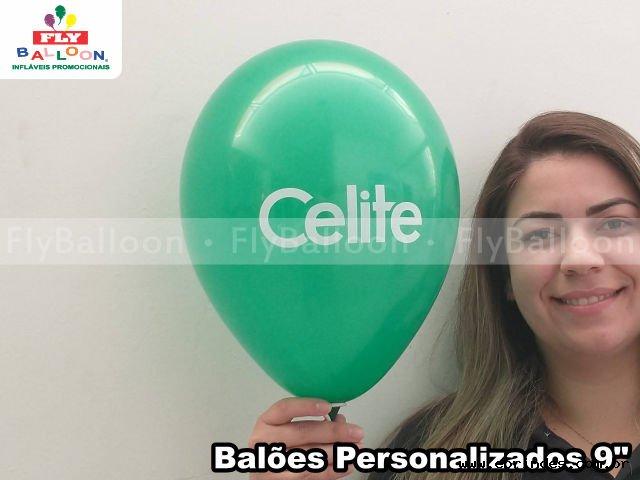 Baloes Personalizados