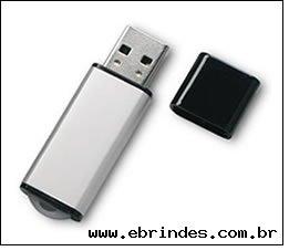 pen-drive pratinha 4Gb
