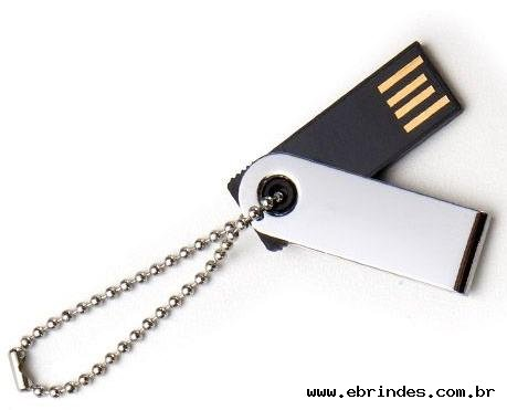 mini giratório 4GB