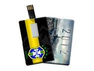 Pen Drive 2GB Formato Cartão