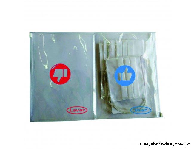 kit mascara covid