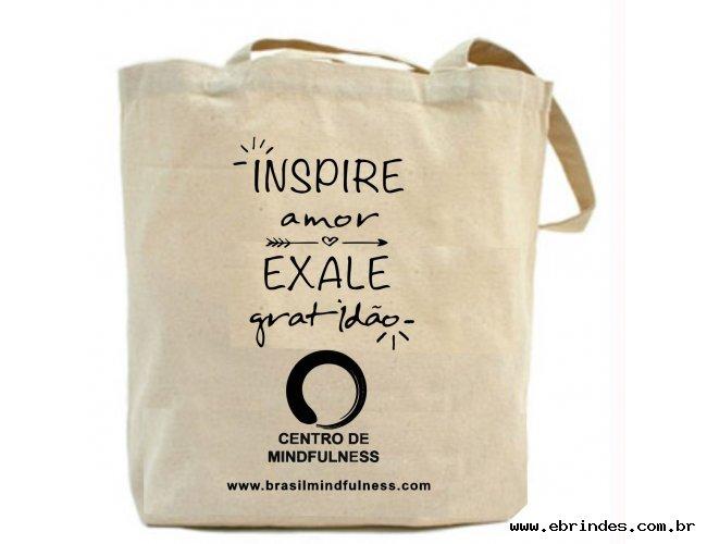 sacola ecologica personalizada