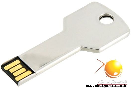 Pen Drive USB - Chave
