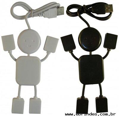 Hub Robô 4 Entradas - ID 436