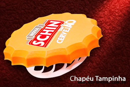 Chapeu Tampinha