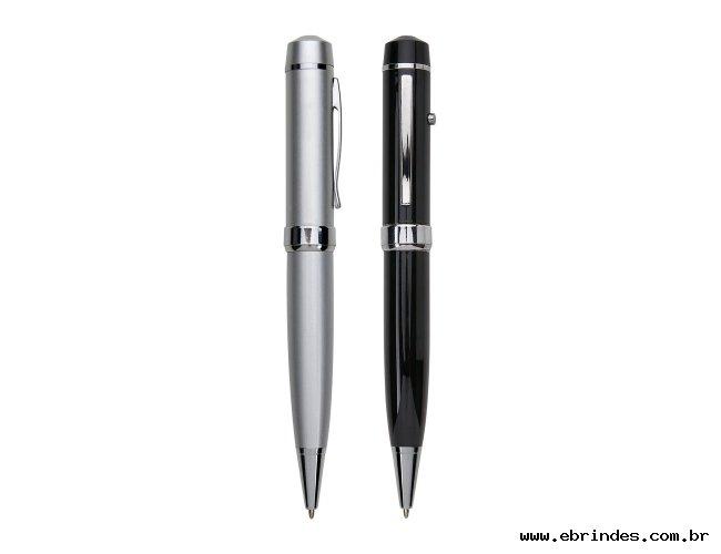 Caneta Pen Drive 8 GB Laser